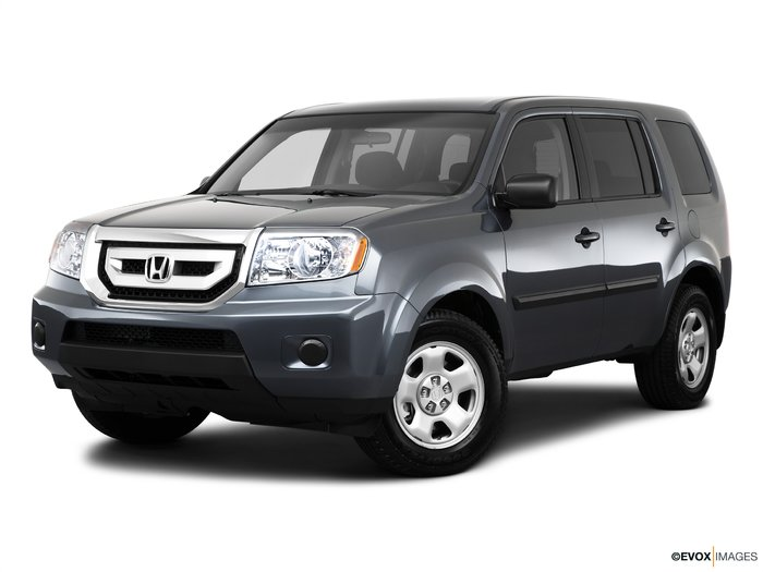 2011 Honda Pilot Photos Informations Articles
