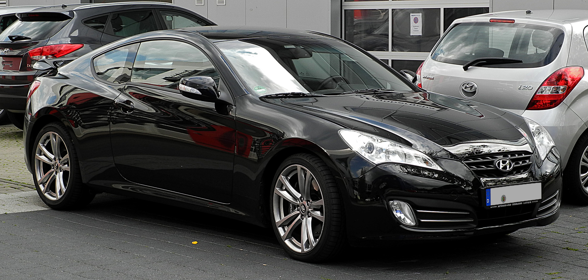 Great 2011 Hyundai Genesis Coupe #15