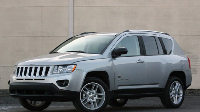 Superior 2011 Jeep Compass #20