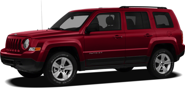 2011 Jeep Patriot #18