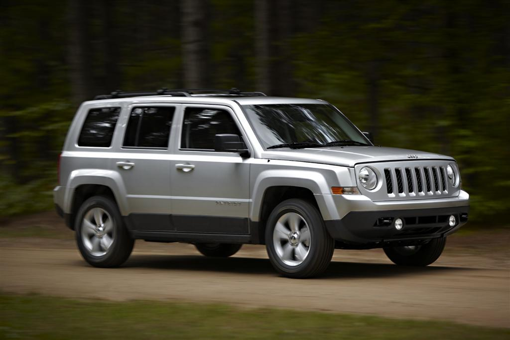 2011 Jeep Patriot #16