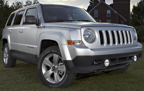 2011 Jeep Patriot #15