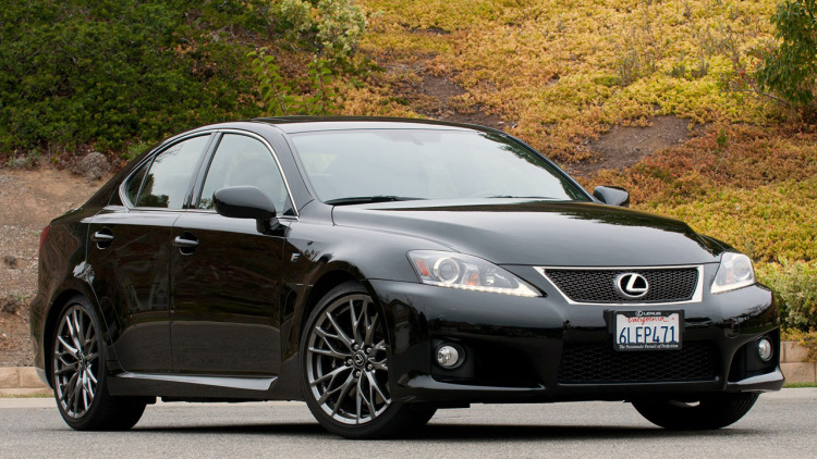 2011 Lexus IS #23