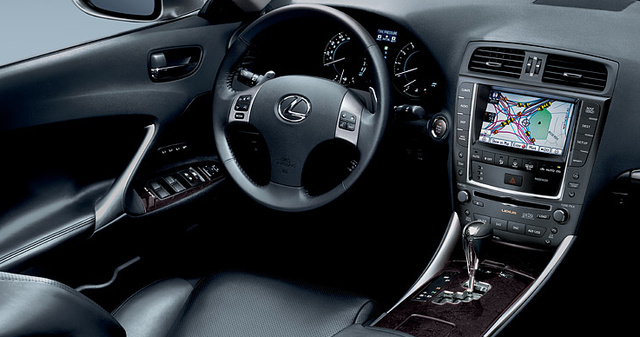 2011 Lexus Is 350 #19