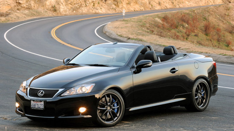 2011 Lexus Is 350 C #18