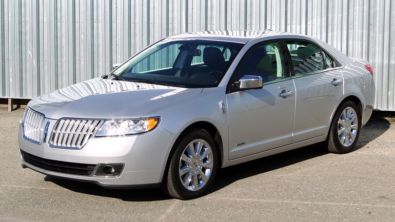 2011 Lincoln Mkz #12