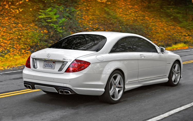 2011 Mercedes-Benz CL #20