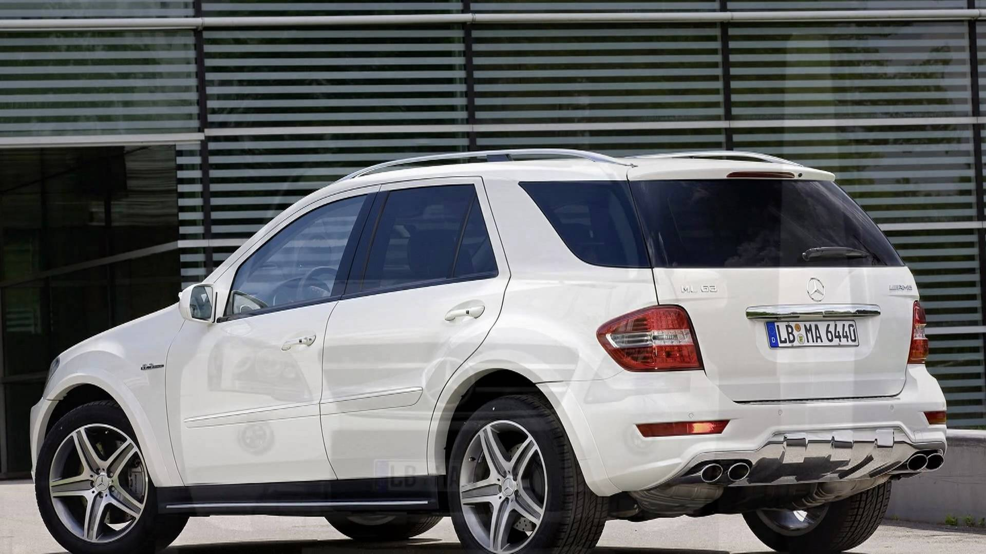 2011 Mercedes-Benz ML #19