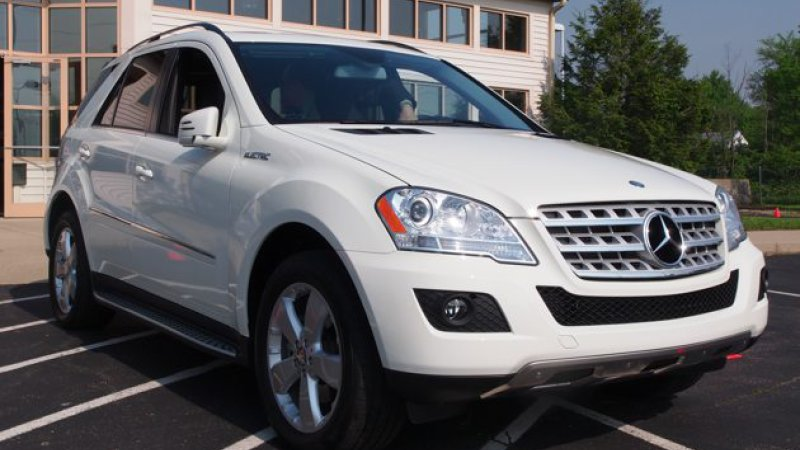 2011 Mercedes-Benz ML #21