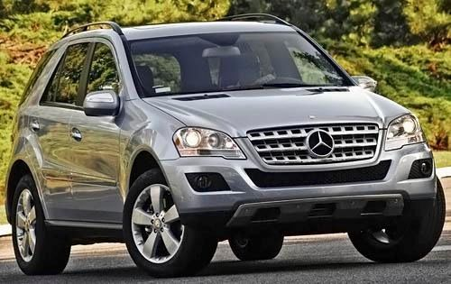 2011 Mercedes-Benz ML #20