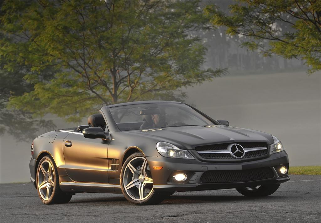 2011 mercedes benz sl class photos informations articles for 2011 mercedes benz sl class