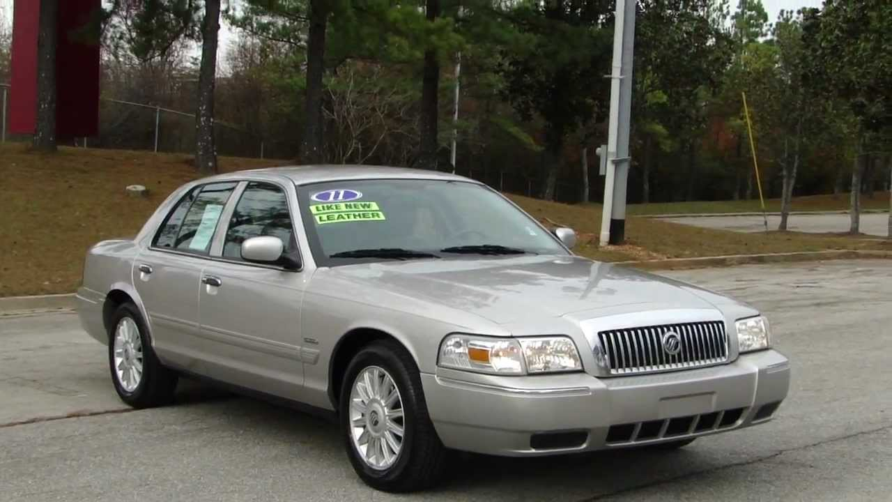 2011 Mercury Grand Marquis #15