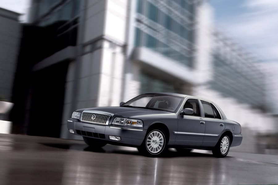 2011 Mercury Grand Marquis #21