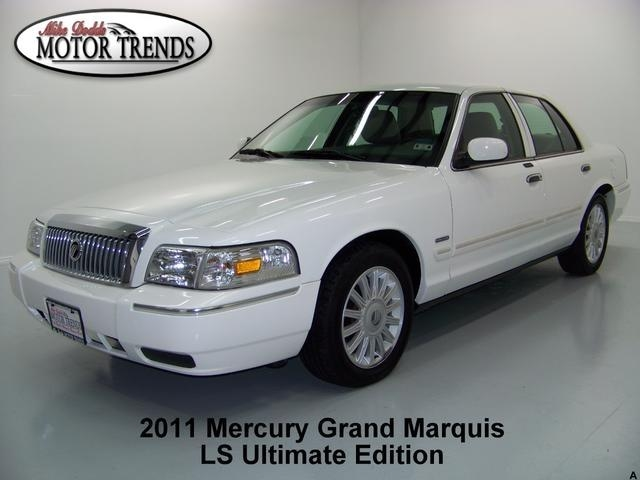 2011 Mercury Grand Marquis #20