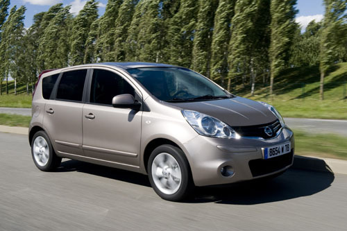 2011 Nissan Note #19