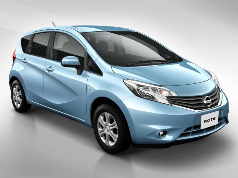 2011 Nissan Note #24