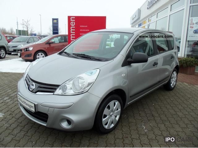 2011 Nissan Note #22