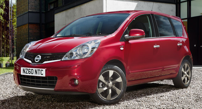 2011 Nissan Note #21