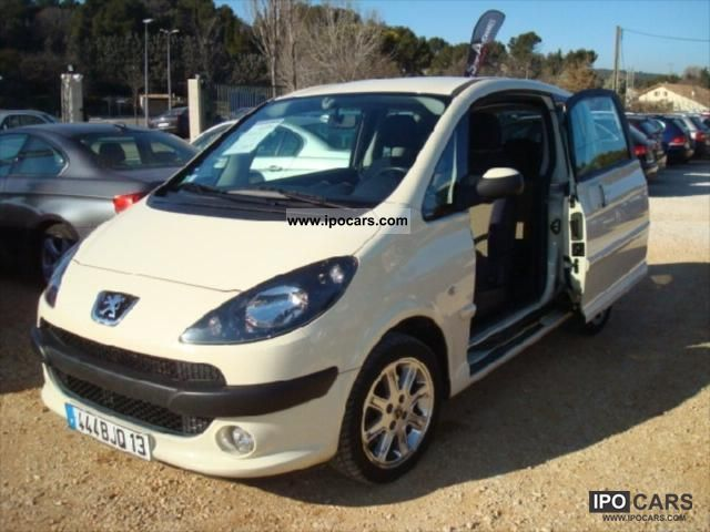 2011 peugeot 1007 photos informations articles. Black Bedroom Furniture Sets. Home Design Ideas