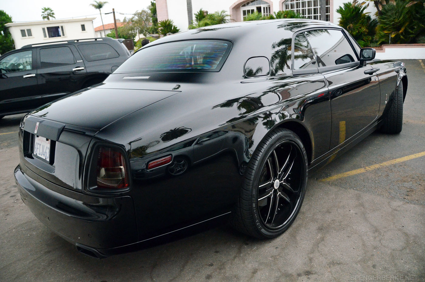 2011 Rolls royce Phantom Coupe #19