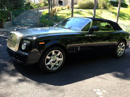 2011 Rolls royce Phantom Drophead Coupe #16