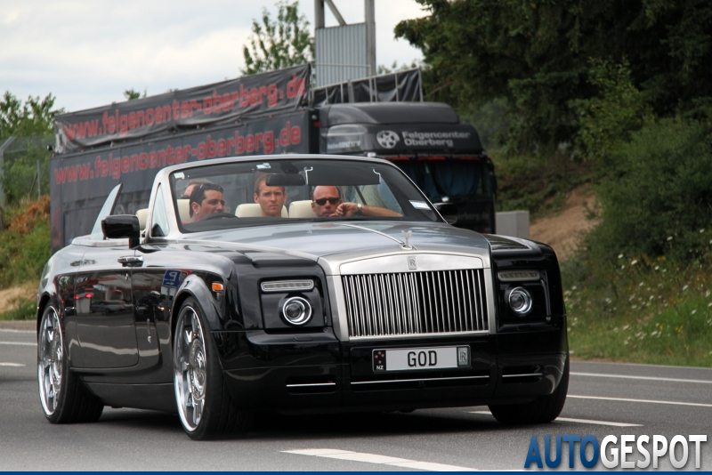 2011 Rolls royce Phantom Drophead Coupe #18