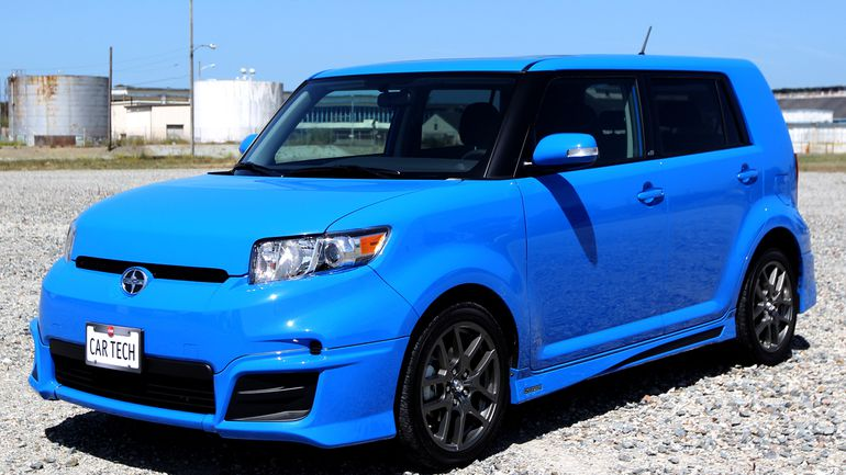 2011 Scion Xb #20