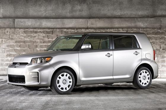 2011 Scion Xb #19