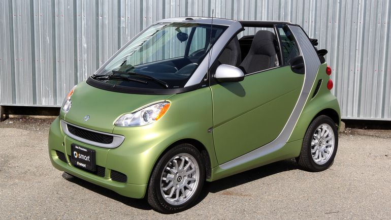2011 Smart Fortwo #15