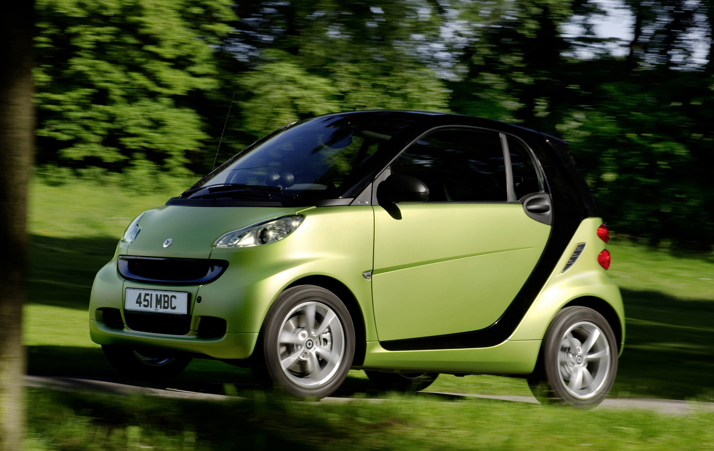 2011 Smart Fortwo #17