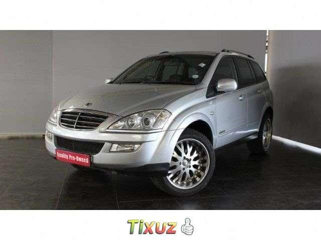 2011 Ssangyong Musso #16