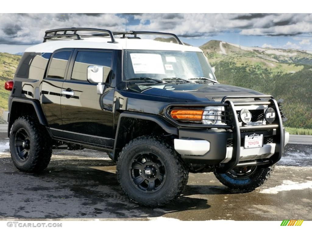 fj cruiser black 2014