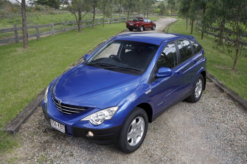 2007 Ssangyong Actyon #2