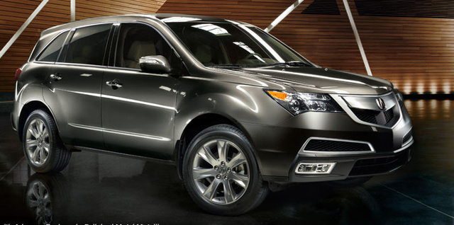 2012 acura mdx photos informations articles. Black Bedroom Furniture Sets. Home Design Ideas