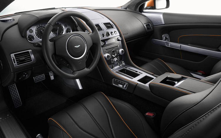 2012 Aston Martin Virage #22