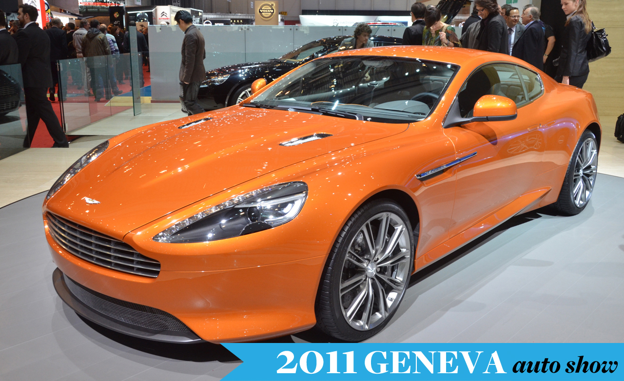 2012 Aston Martin Virage #20
