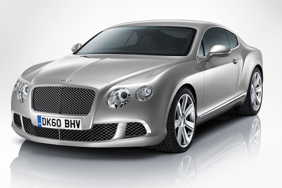 2012 Bentley Continental Gt #19