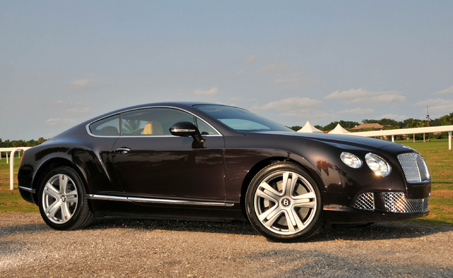 2012 Bentley Continental Gt #23