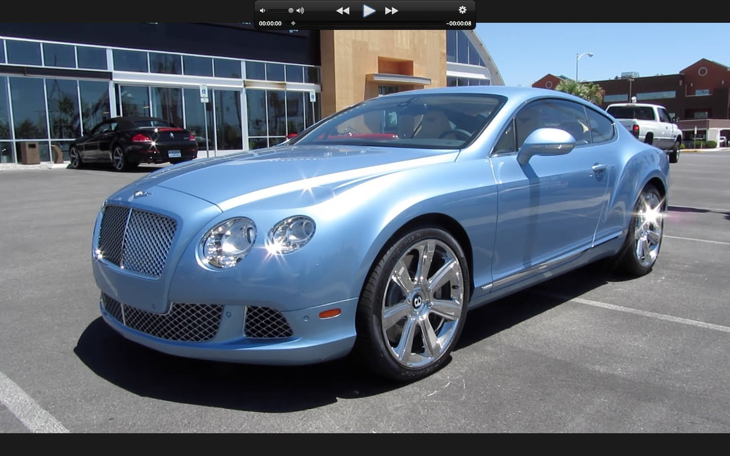 2012 Bentley Continental Gt #20