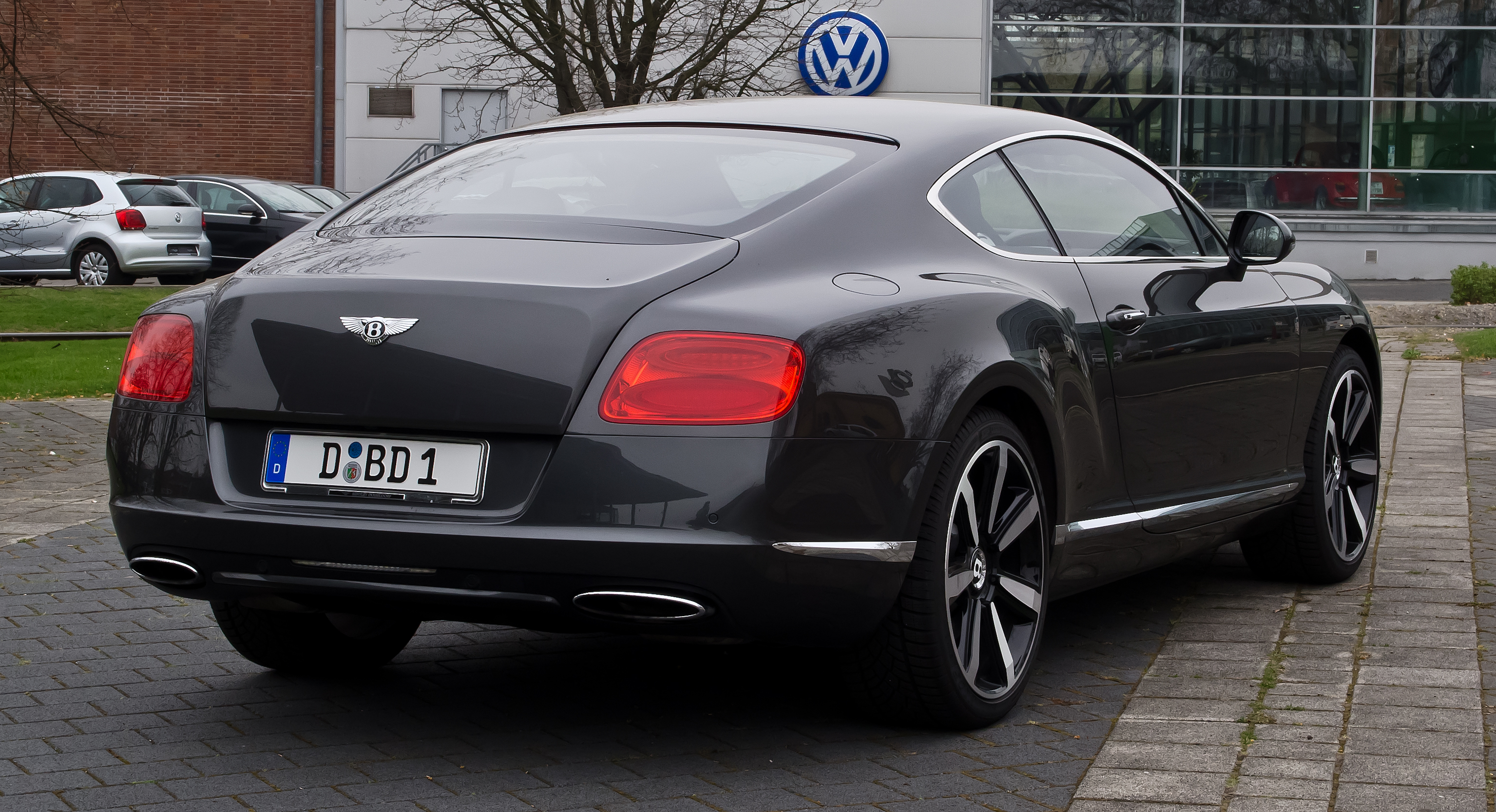 2012 Bentley Continental Gt #22