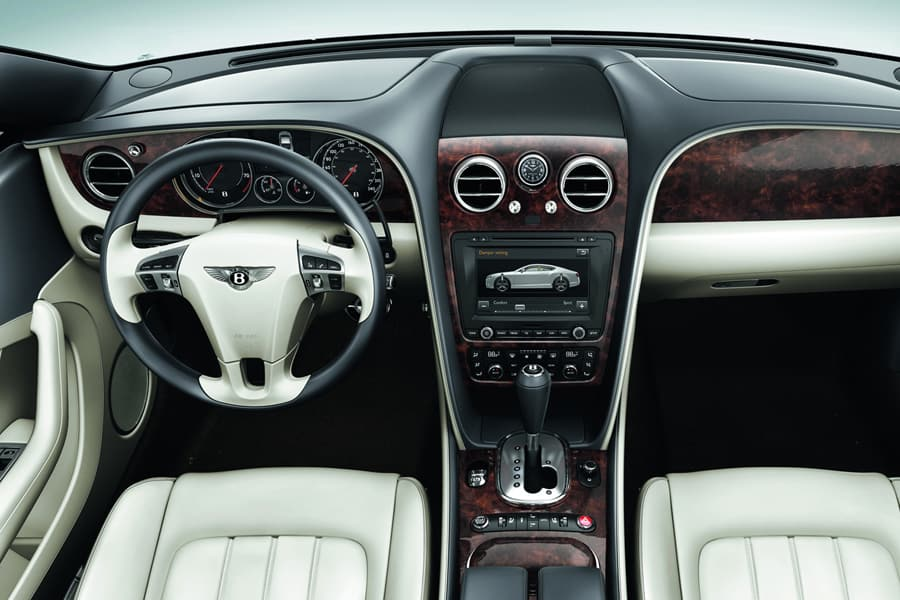 2012 Bentley Continental Gt #21