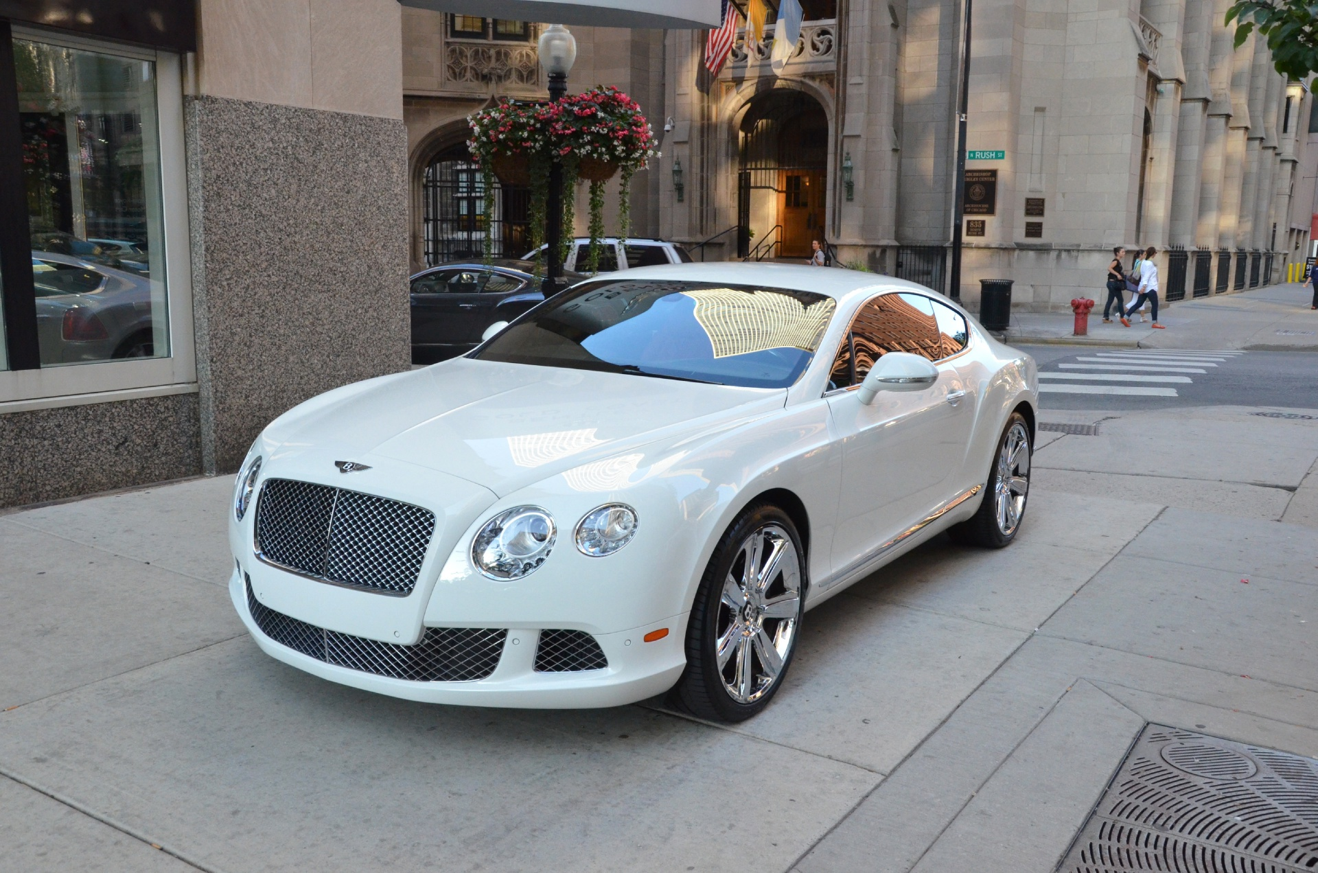 2012 Bentley Continental Gt #24