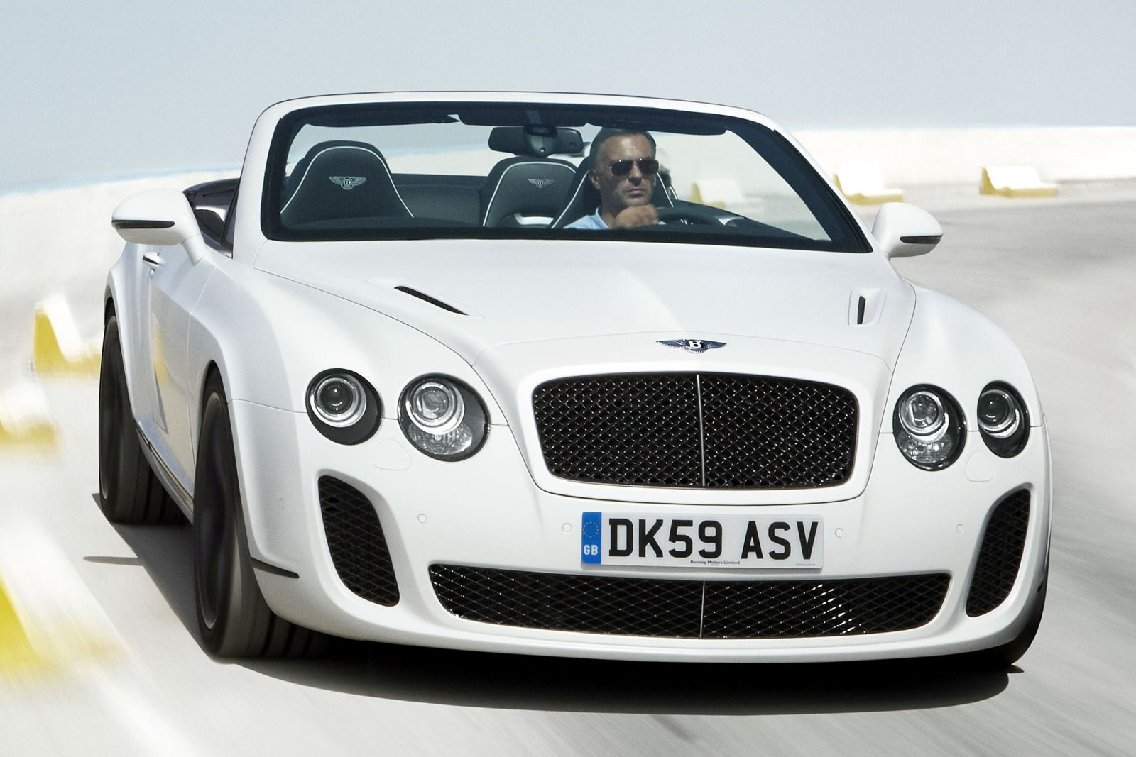2012 Bentley Continental Supersports #21