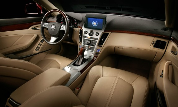 2012 Cadillac Cts Coupe #17