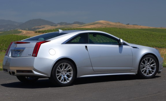 2012 Cadillac Cts Coupe #18