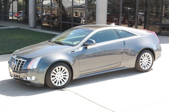 2012 Cadillac Cts Coupe #22
