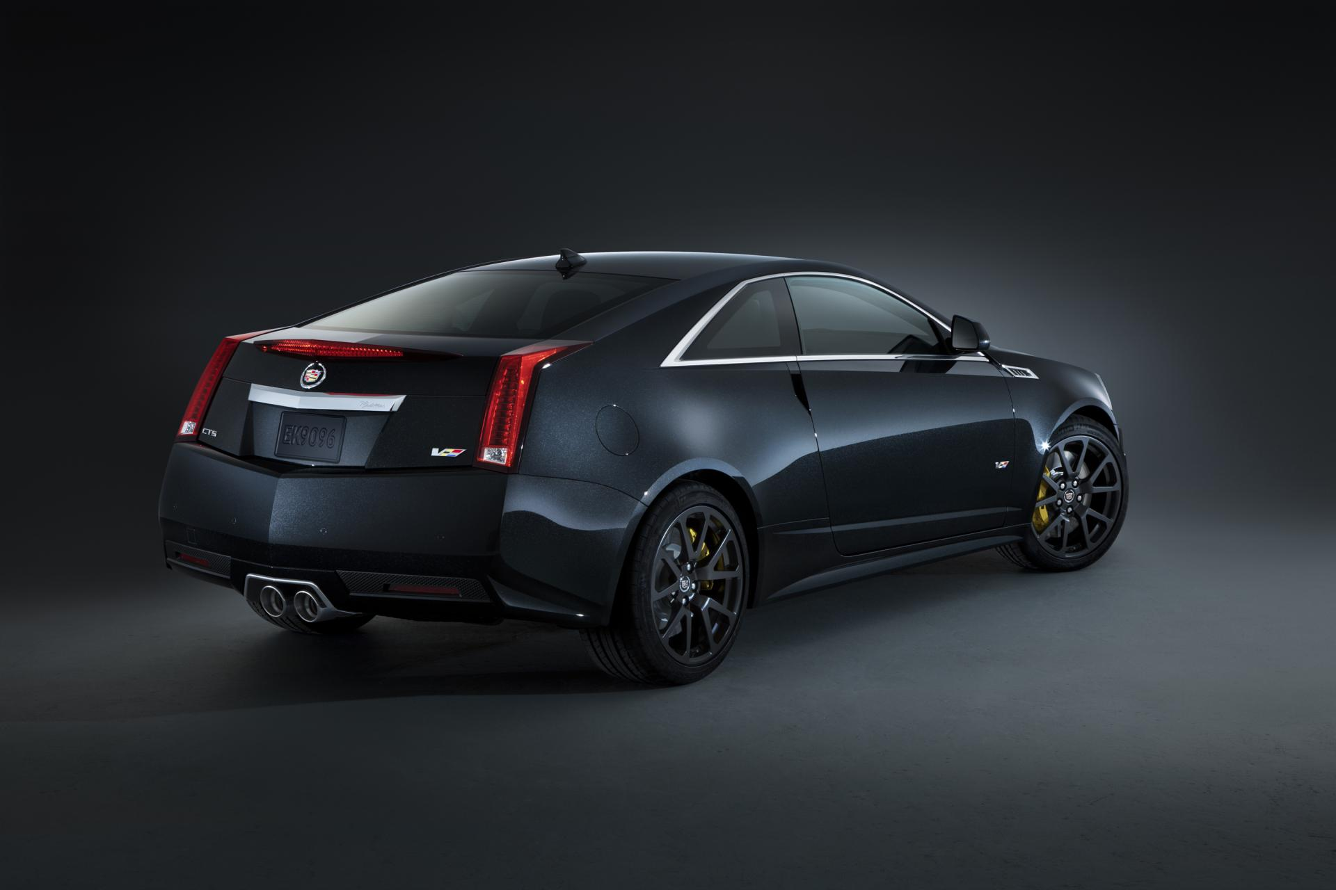 2012 Cadillac Cts Coupe #19