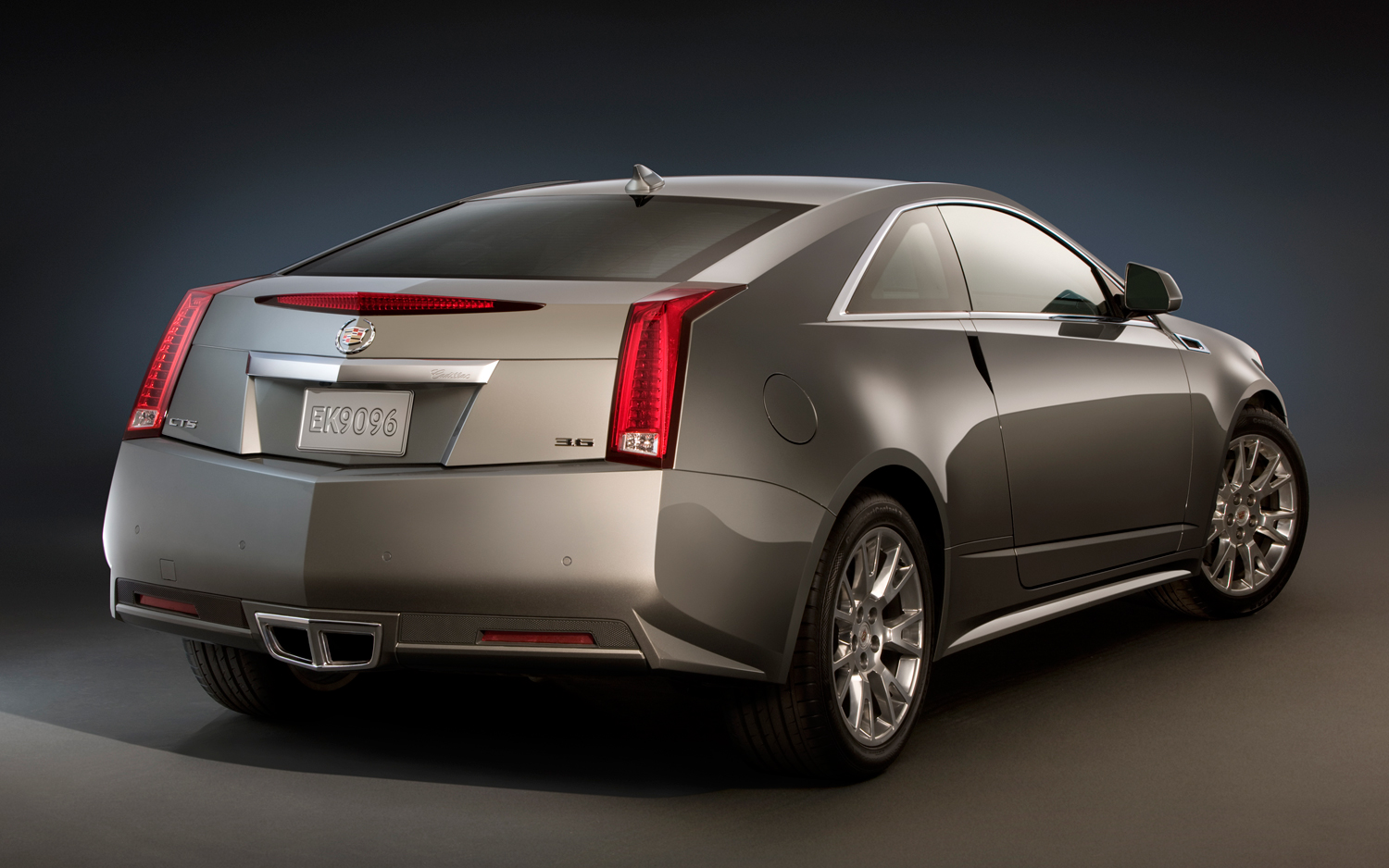 2012 Cadillac Cts Coupe #20