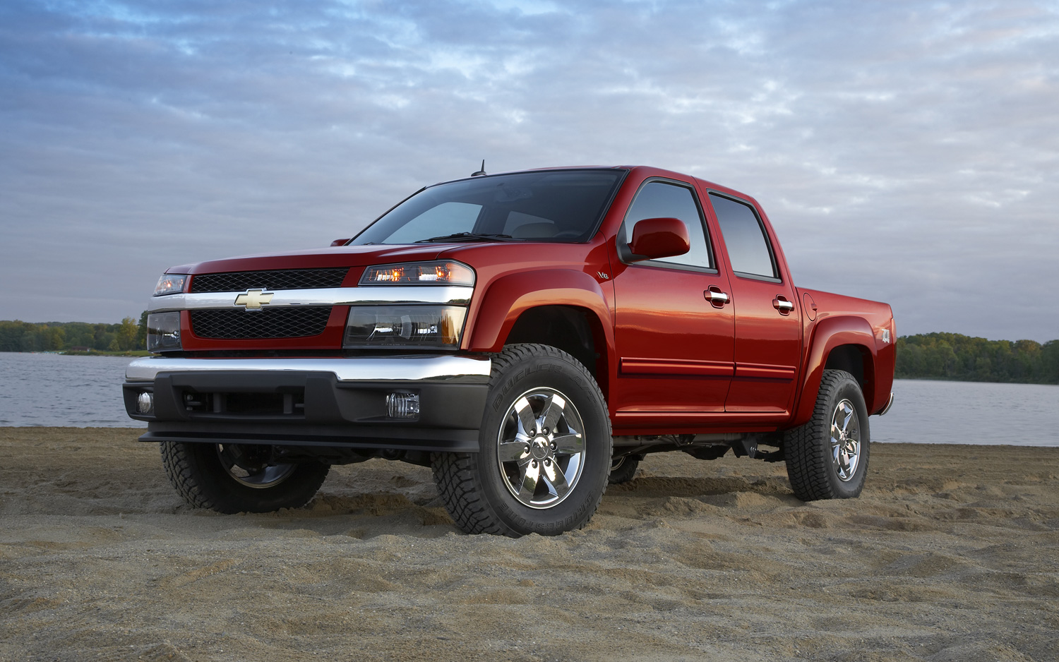2012 Chevrolet Colorado #16