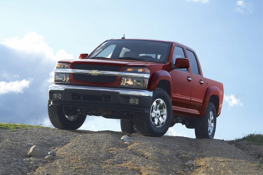 2012 Chevrolet Colorado #23